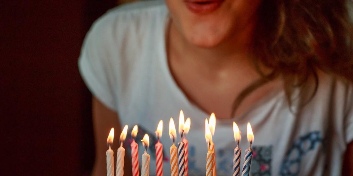 derechos de autor cumpleaños
